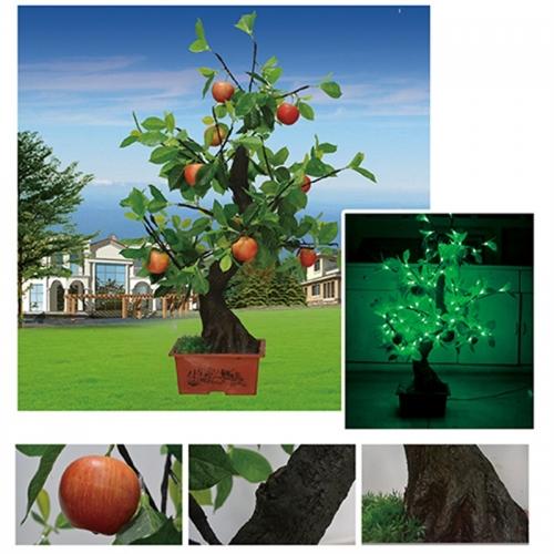 分析发光树灯的优势及社会应用性