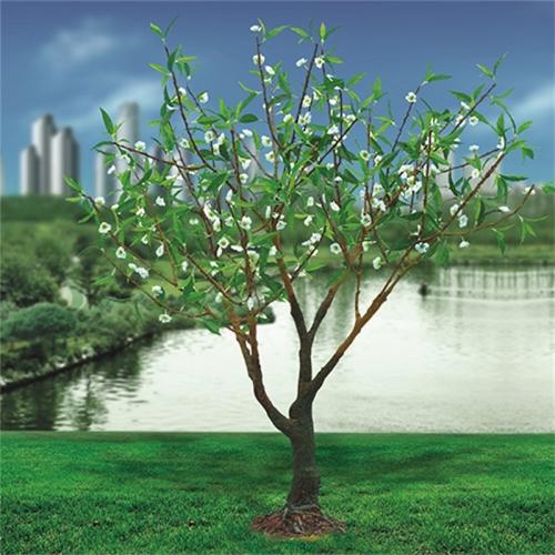 仿真树灯是一款新型景观装饰灯具
