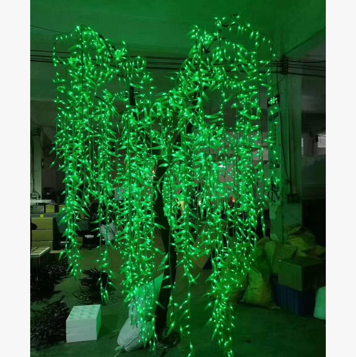 LED仿真树